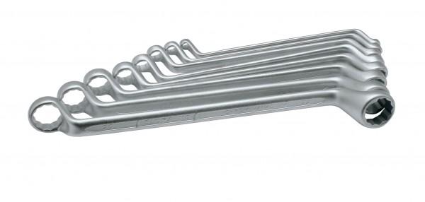 Doppelringschlüssel-Satz, 6-teilig 8-19 mm, ELORA-110 S6M