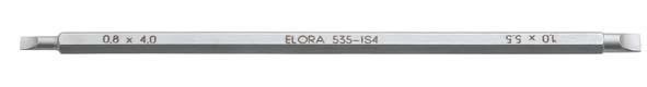 Schraubendreherklinge Variant, Schlitz, ELORA-535-IS 4