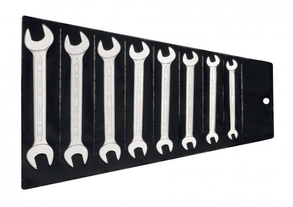 Doppelmaulschlüssel-Satz DIN 3110 , 6-teilig 6-17 mm, ELORA-100S 6MSB
