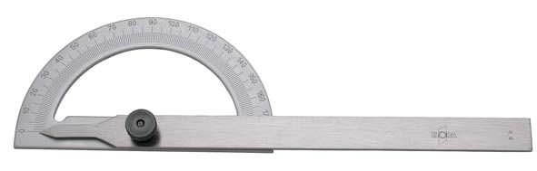 Gradmesser, Bogendurchmesser 250 mm, ELORA-1535-250