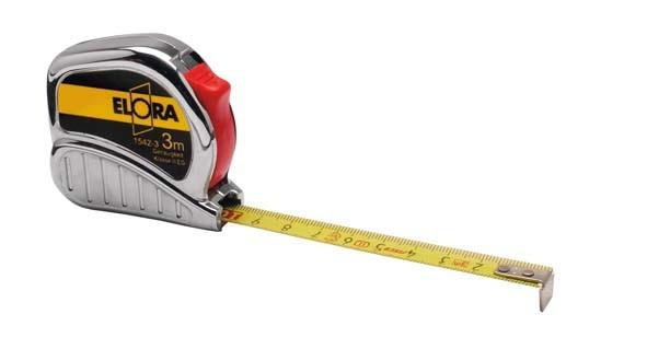Rollen-Bandmaß, 5 Meter, ELORA-1542-5