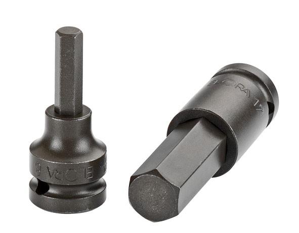 """Kraftschraubendreher-Einsatz 1/2"""", Innen-Sechskant, ELORA-790IN-8 mm"""