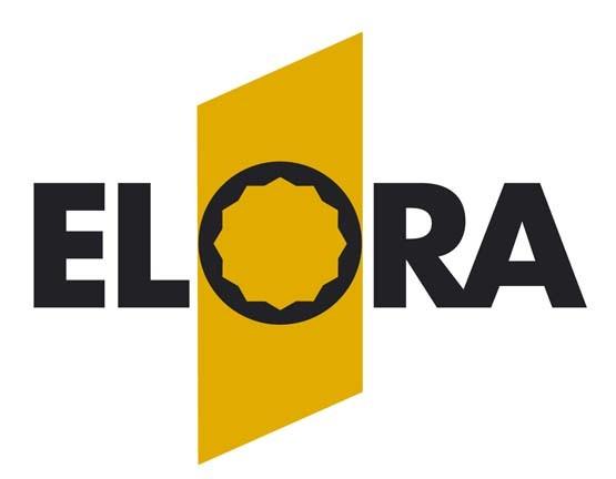 Rundzange mit 2-K-Griffschutzhüllen, ELORA-477-BI 145