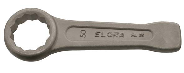 Ring Slogging Spanner, ELORA-86-125 mm