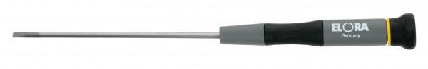 Elektronik Schraubendreher, Schlitz, ELORA-600-IS 2,5x75