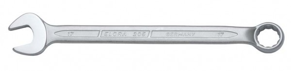 Ringmaulschlüssel DIN 3113, Form B, ELORA-205-12 mm