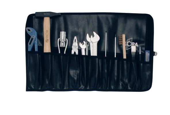 Bordwerkzeugtasche, 15-teilig, ELORA-1301A