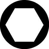 "Steckschlüssel-Satz 1/2"", Sechskant, 25-teilig 10-32 mm, ELORA-771-OK LMK"