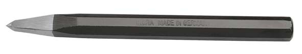 Spitzmeissel, 8-kant, 250mm, ELORA-364-250