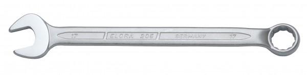"""Ringmaulschlüssel DIN 3113, Form B, ELORA-205A-1.1/8"""" AF"""