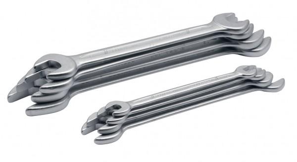 Doppelmaulschlüssel-Satz DIN 3110, 12-teilig 6-34 mm, ELORA-100S 12DIN