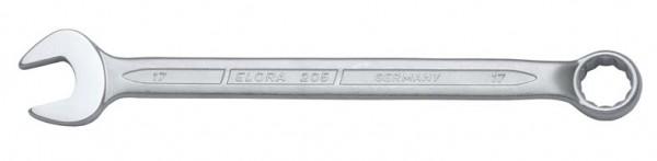 """Ringmaulschlüssel DIN 3113, Form B, ELORA-205A-1.11/16"""""""