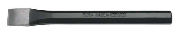 Flachmeissel achtkant, 100 mm, ELORA-262-100