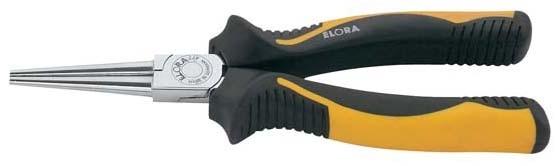 Rundzange mit 2-K-Griffschutzhüllen, ELORA-477-BI 170