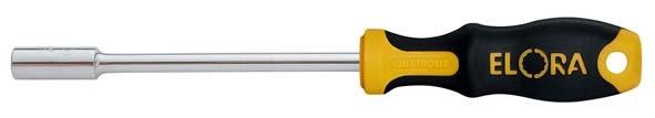 Sechskant-Steckschlüssel, lang, ELORA-216-4 mm