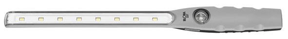 Magnethalter für LED Inspektionsstablampe, schlanke Bauform, ELORA-337-MG