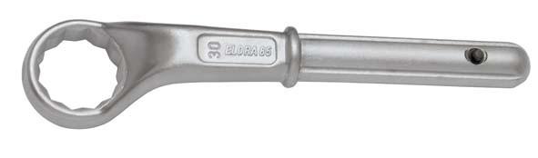 Zugringschlüssel, ELORA-85-70 mm