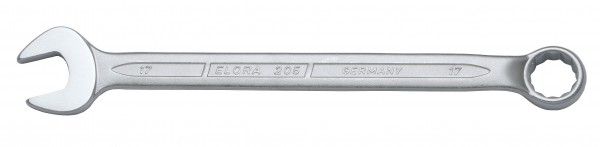 """Ringmaulschlüssel DIN 3113, Form B, ELORA-205A-1/4"""""""