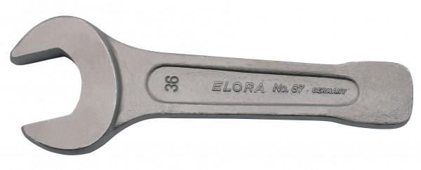 Schwere Schlagmaulschlüssel, ELORA-87-30 mm