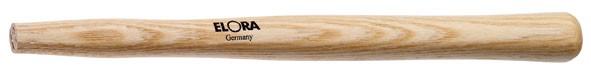 Stiel für Kunststoff- oder Treibhammer 1660-60, ELORA-1660ST-60
