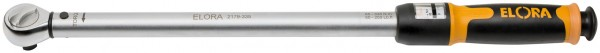 """Drehmomentschlüssel 3/8"""", mit Nonius, 10-60 Nm, ELORA-2179-60"""