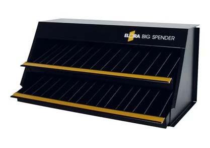 """Verkaufsständer """"Big Spender"""" , leer, ELORA-770-KS"""