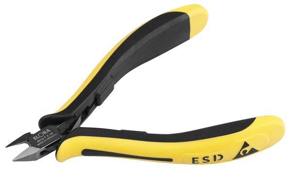 Elektronik Seitenschneider ESD mit feiner Wate, ELORA-4510-F E 2K