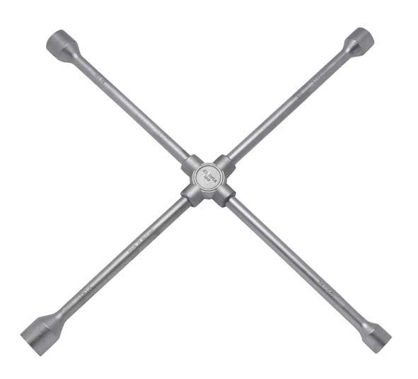 """Kreuzschlüssel 24x27x32x3/4"""" vierkant, ELORA-196-3/4"""