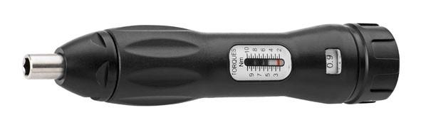 "Drehmomentschraubendreher, 1/4"" mit Nonius, 2-10 Nm, ELORA-2011-1000"