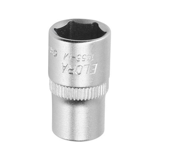 """Steckschlüssel-Einsatz 1/4"""", 6-kant, ELORA-1455-M 5 mm"""