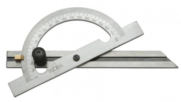 Gradmesser verstellbar, Bogendurchmesser 100 mm, ELORA-1537-100