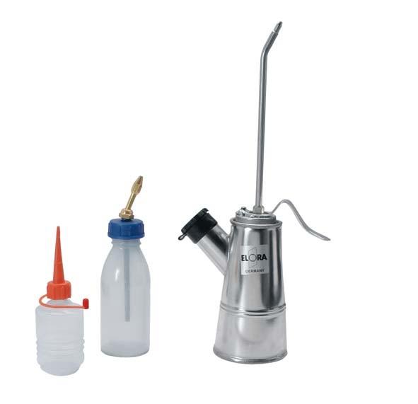 Plastiköler 250 ml, ELORA-242KM-250