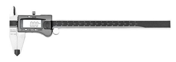 Digital-Messschieber, Messbereich 200 mm, ELORA-1517-200