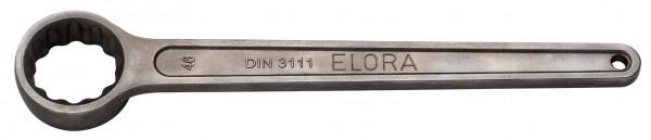 Einringschlüssel, ELORA-88-27 mm