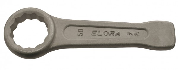 Schwere Schlagringschlüssel, ELORA-86-58 mm