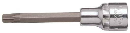 "Schraubendreher-Einsatz 1/2"" lang, B&S-XZN,ELORA-3230-XZNL 6x100"