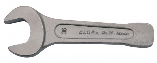 Schwere Schlagmaulschlüssel, ELORA-87-165 mm