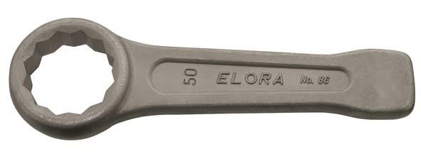 "Schwere Schlagringschlüssel, ELORA-86-46 mm / 1.13/16""AF"