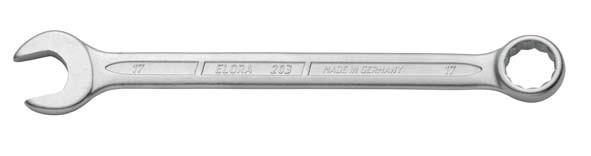 Ringmaulschlüssel DIN 3113, Form A, ELORA-203-25 mm