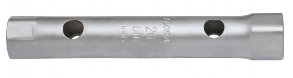 Sechskant-Rohrsteckschlüssel, ELORA-210-17x22 mm