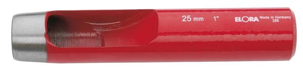 Rundlocheisen, ELORA-286-1 mm