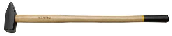 Vorschlaghammer, deutsche Form, 5000 Gramm, 1673-5000
