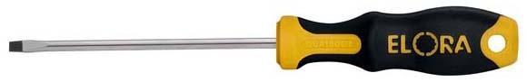 Elektriker-Schraubendreher, Schlitz 1,0x6,0, ELORA-649-IS 6,0x300