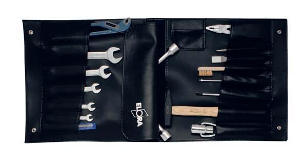 Bordwerkzeugtasche, 16-teilig, ELORA-1300A